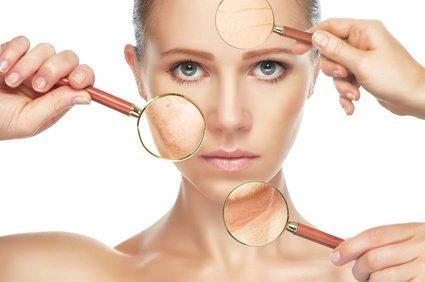 Facial microdermabrasion at home