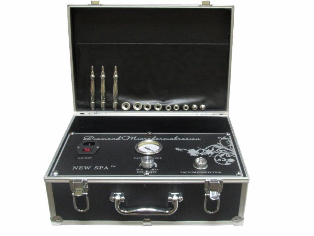 Diamond Microdermabrasion Portable Machine NEW SPA HOME Skin Care Kit