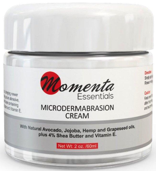 Momenta Essentials Microdermabrasion Cream Scrub