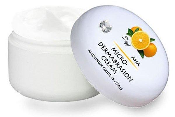 LeWilnet Microdermabrasion Cream Scrub