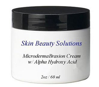 Skin Beauty Solutions MicroDermaBrasion Cream