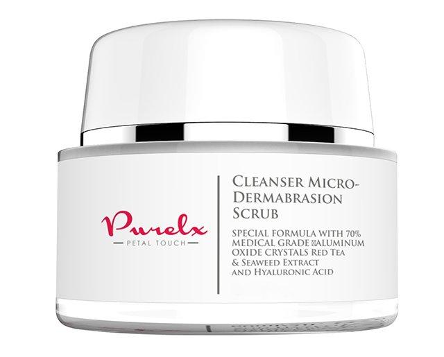 PureLx – Cleanser Micro-Dermabrasion Scrub