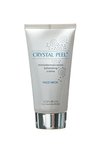 Crystal Peel - Microdermabrasion Exfoliating Crème