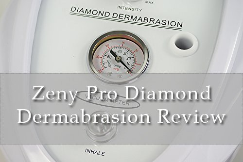 Zeny Pro Diamond Dermabrasion Review