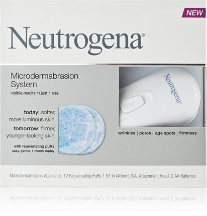 Neutrogena Microdermabrasion System Review