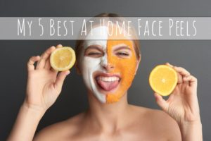 Best at home face peels