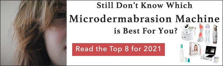 Top 10 best microdermabrasion machines 2021